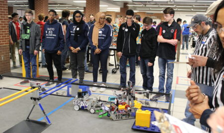 FTC Robotics Success