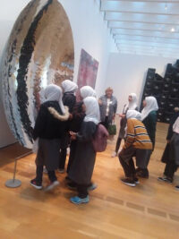 Field Trip to High Museum of Arts