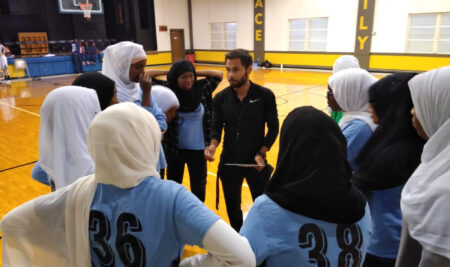 Girls Basketball Scrimmage: Midtown International School