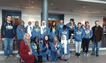 DNA HAS ADVANCED TO STATE SCIENCE OLYMPIAD